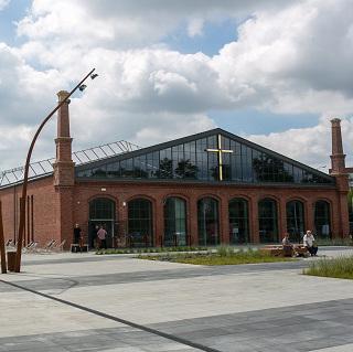 Geschichtliches Zentrum Zajezdnia