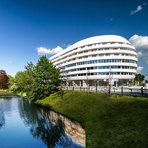 Hotel Double Tree by Hilton Wroclaw w OVO Wrocław