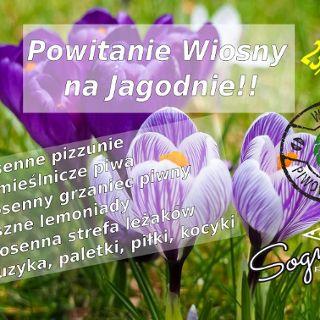 Powitanie Wiosny na Jagodnie