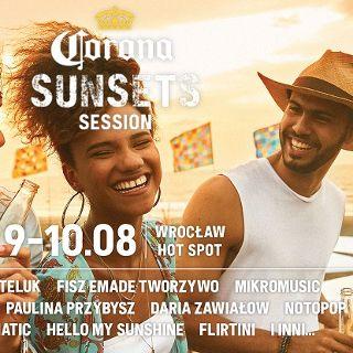 Corona Sunsets Session 2019