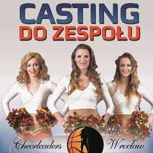 Casting Cheerleaders Wrocław