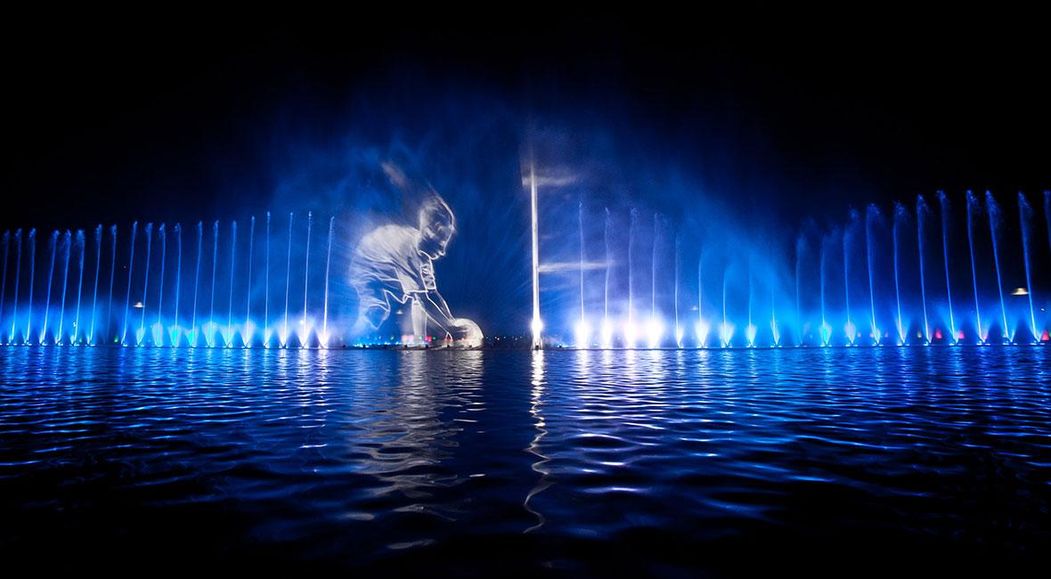 Wroclaw Multimedia Fountain Visitwroclaw Eu