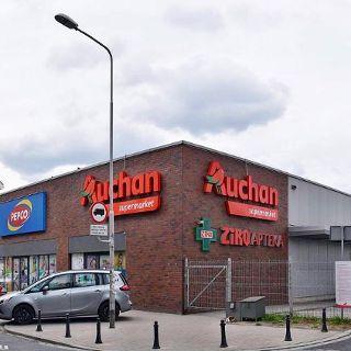 Auchan Ustronie