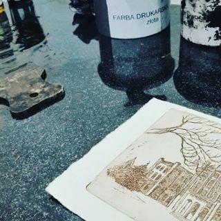 Pracownia Grafiki Artystycznej – Studio Rosochate