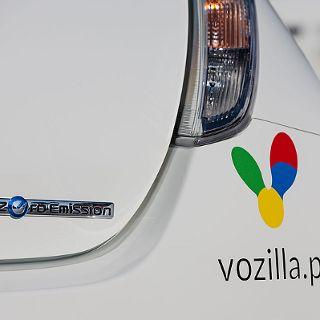 Vozilla: Miejska Wypożyczalnia  Samochodów Elektrycznych