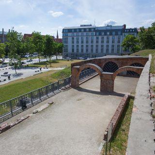 Ceglarski Citadel / Polish Hill