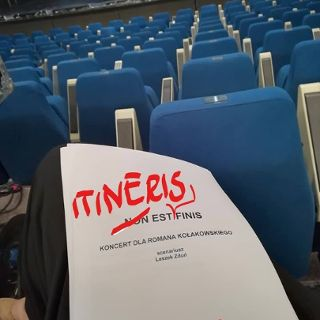 "Zapowiedź koncertu ""Itineris finis non Est"