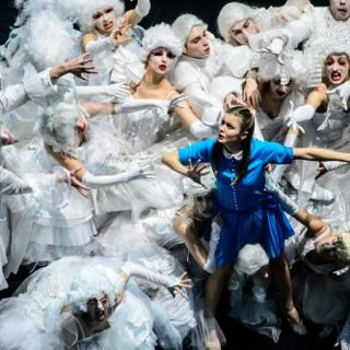 Alicja w Krainie Czarów – spektakl