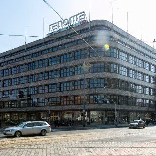 """Das Kaufhaus """"Renoma"""""""