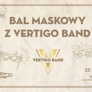 Bal Maskowy z Vertigo Band