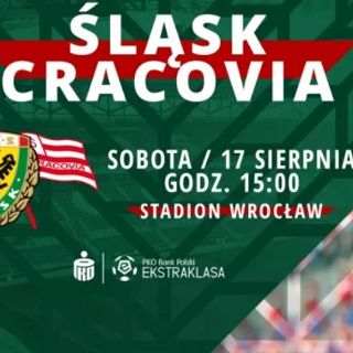PKO BP Ekstraklasa: Śląsk Wrocław vs. Cracovia