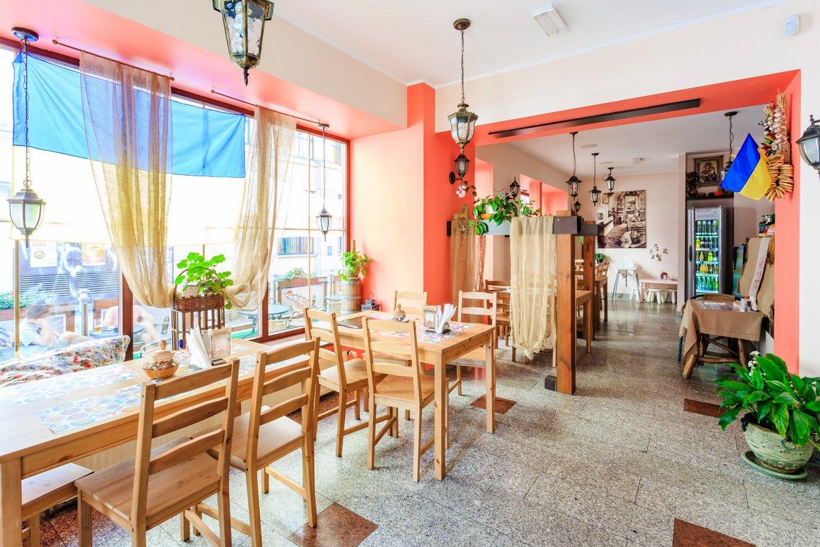 Restauracja Ukraińska Hortyca Visitwroclaweu