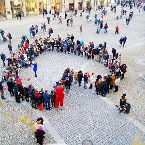 Zakochani we Wrocławiu – walentynki na Rynku