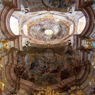 Capilla de Hochberg en la Iglesia de San Vicente y Santiago