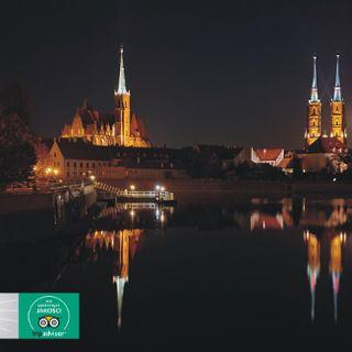 Nacht-Spaziergang durch die Breslauer Altstadt (2h)