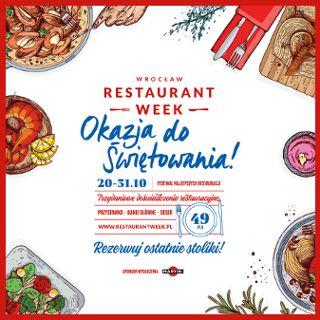 10. Wrocław Restaurant Week