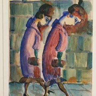 """Wystawa """"Grupa Krakowska 1932-1937"""" w Pawilonie Czterech Kopuł"""