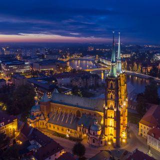 Słynne Wyspy Wrocławia – spacer z przewodnikiem