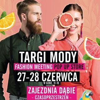 Fashion Meeting – targi mody autorskiej i wzornictwa