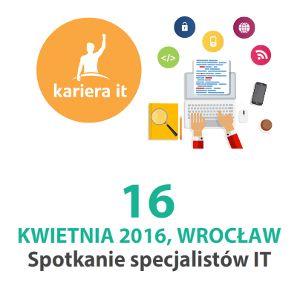 Targi Kariera IT we Wrocławiu