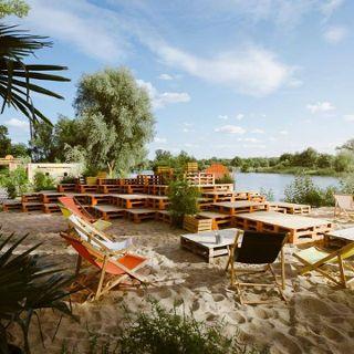 Odra-Pany Beach Bar