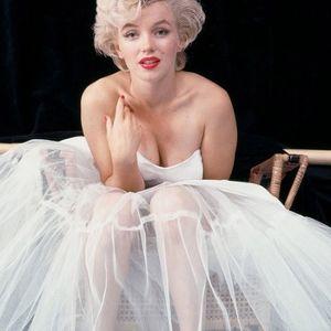 Wystawa zdjęć Marilyn Monroe w Domku Miedziorytnika