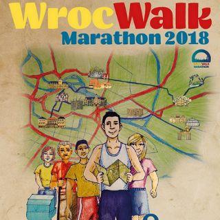 WrocWalk Marathon 2018 – spacer na medal