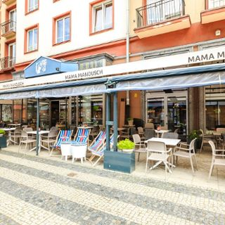 Restauracja Mama Manousch