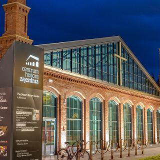 Noc Muzeów 2017 – Centrum Historii Zajezdnia
