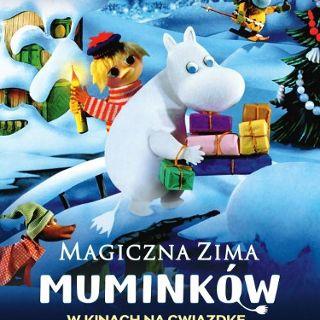 Magiczna zima Muminków (dubbing)