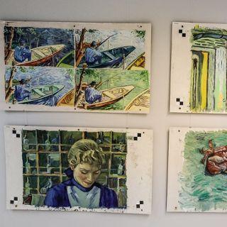 """Wystawa obrazów z filmu """"Twój Vincent"""""""