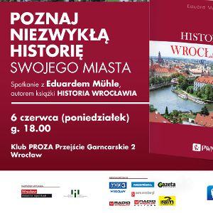 """Spotkanie z autorem """"Historii Wrocławia"""""""