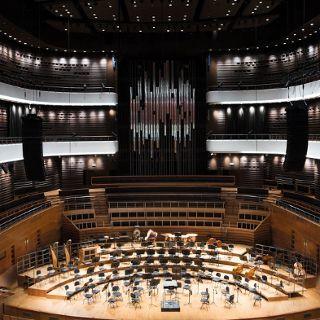 Symphonieorchester des Bayerischen Rundfunks in NFM