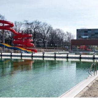 Kąpielisko Orbita – odkryte baseny przy Wejherowskiej