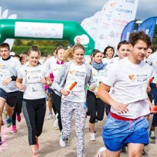 Wrocław Business Run 2017