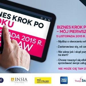 Biznes Krok po Kroku – we Wrocławiu