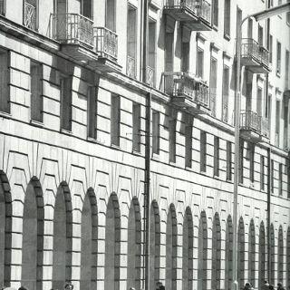 Pętla. Wystawa o Kościuszkowskiej Dzielnicy Mieszkaniowej