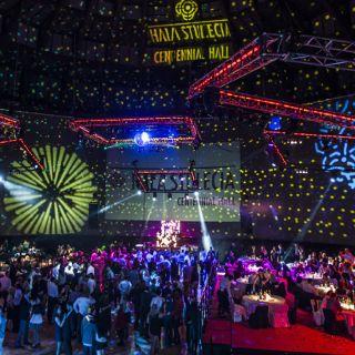 Sylwester w Hali Stulecia – największym klubie disco