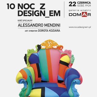 10. Noc z Designem