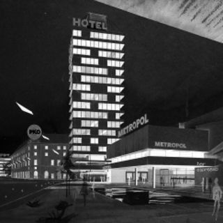 The architecture of Wroclaw in the 20th century