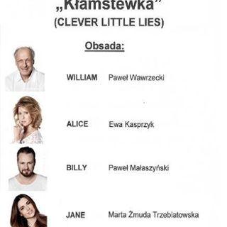 """Kłamstewka"" – premiera Teatru Kwadrat w Capitolu"