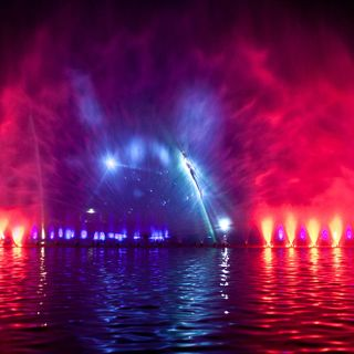 Wrocław Multimedia Fountain