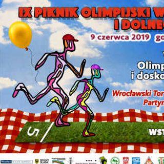 IX Piknik Olimpijski Wrocławia i Dolnego Śląska oraz Festyn Sąsiedzki