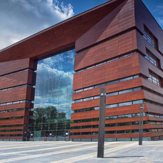 Narodowe Forum Muzyki (NFM) Wrocław