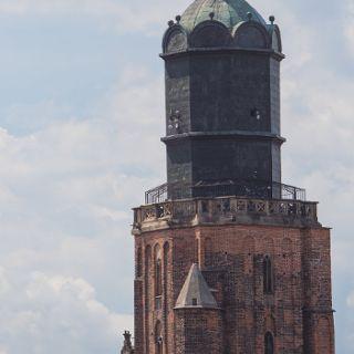 Wieża widokowa kościoła garnizonowego