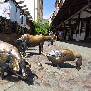 Monumento a los Animales de Sacrificio – Jatki