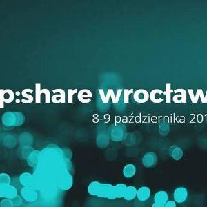 Startup: share Wrocłw 2015