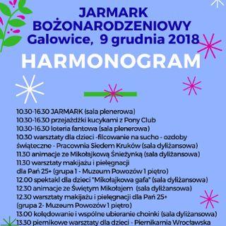 Galowicka Gwiazdka – Jarmark Bożonarodzeniowy