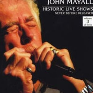 Legenda bluesa John Mayall