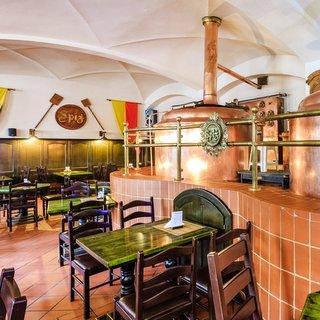 Restauracja i mini-browar Spiż